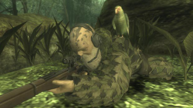 MGS3 The End