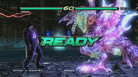 Tekken 6 Azazel