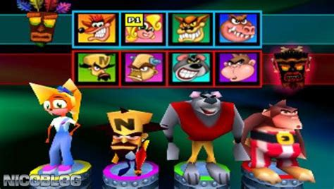 CrashBashCharacterSelect