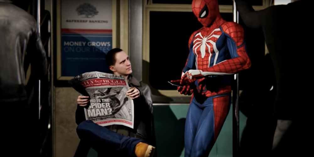 Spider-Man Fast Travel