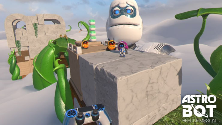 Astro Bot Brother