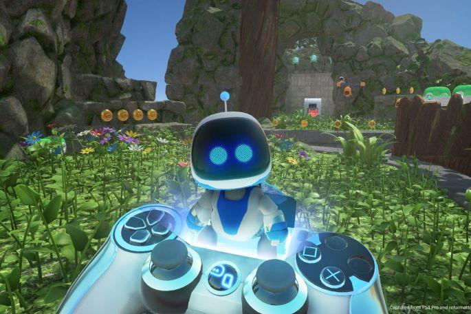 Astro Bot Controller